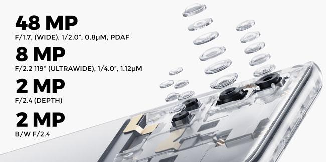 Spesifikasi kamera Oppo A92