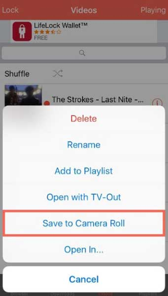 Aplikasi Download Video Facebook iPhone 2020