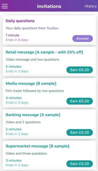 20 Aplikasi Penghasil Uang Terbaik 2020
