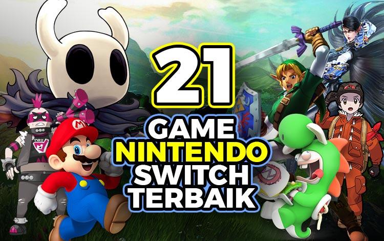Game Nintendo Switch terbaik