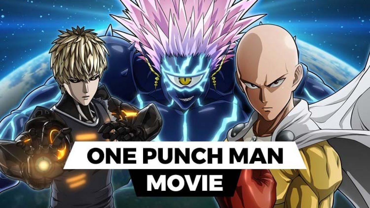 One Punch Man Movie Siap Rilis Siapa Casting Pilihan Kamu