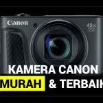 Kamera Canon murah dan terbaik 2020