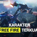 10 Karakter Free Fire Terkuat dan Terbaru 2020: Auto Win!