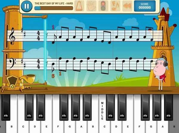 Aplikasi Piano Terbaik iOS 2020