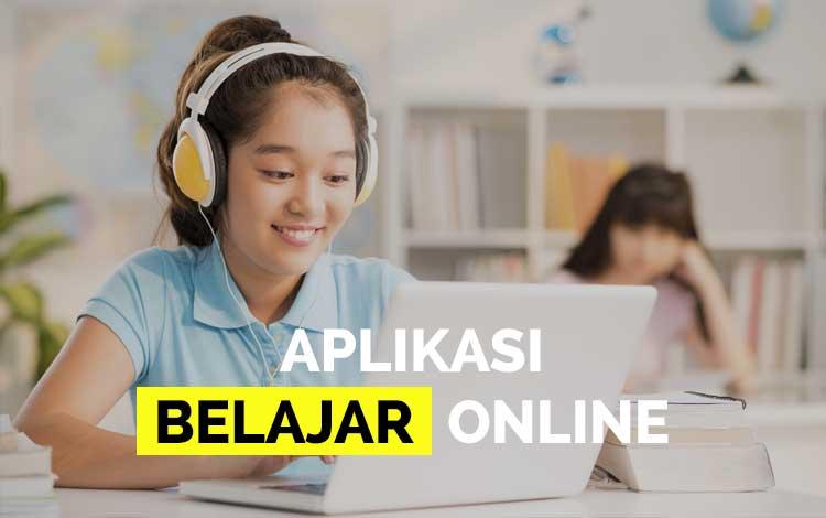 Aplikasi Belajar Online Indonesia Terbaik 2020