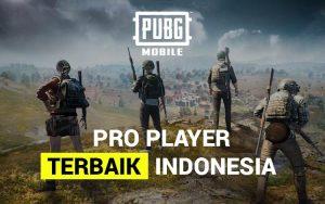 Pro Player PUBG Mobile Terbaik Indonesia