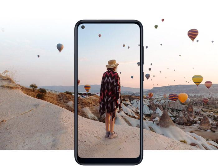 Teknologi Infinity-O Display pada Samsung Galaxy M11