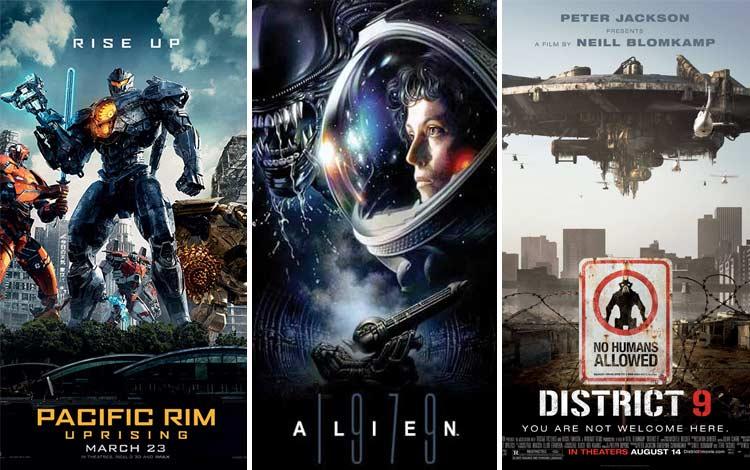 20 Rekomendasi Film Alien Terbaik Sepanjang Masa: Wajib Tonton!
