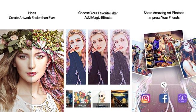 Aplikasi Edit Foto Jadi Anime