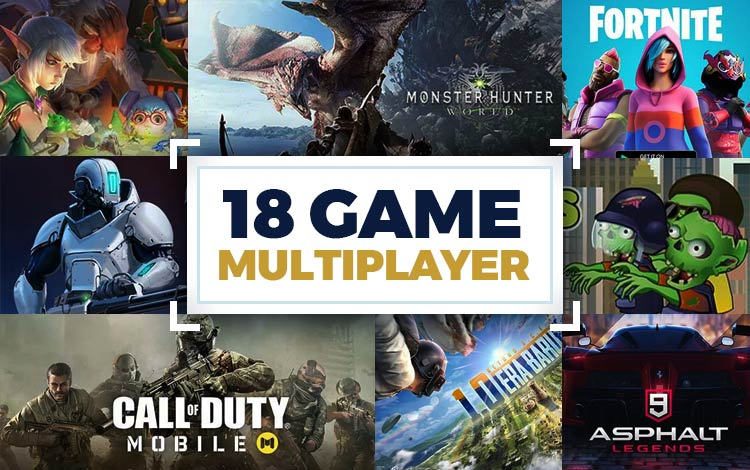 Game multiplayer terbaik