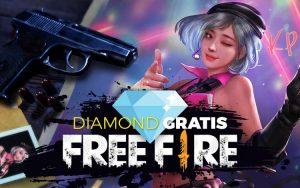 Cara mendapatkan diamond gratis Free Fire