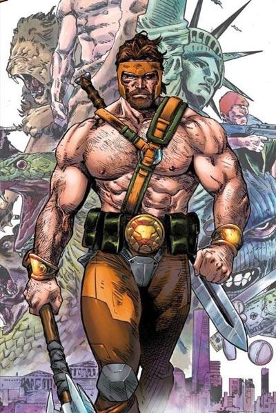 Karakter Marvel terhebat