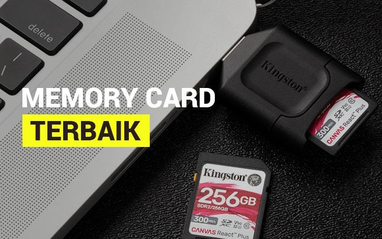 12 Rekomendasi Merek Memory Card Terbaik 2020