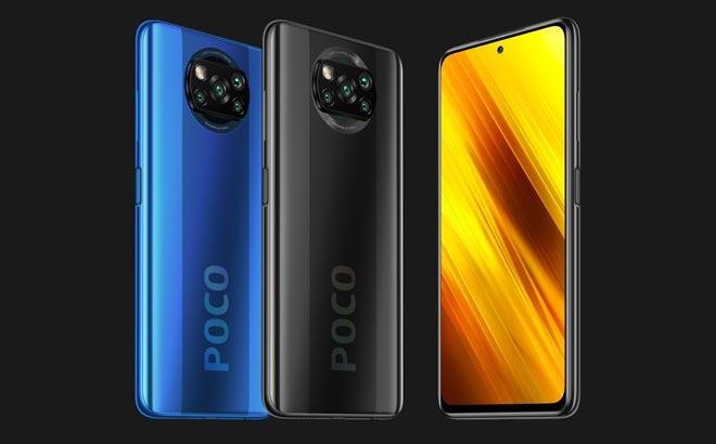 Pilihan warna POCO X3 NFC