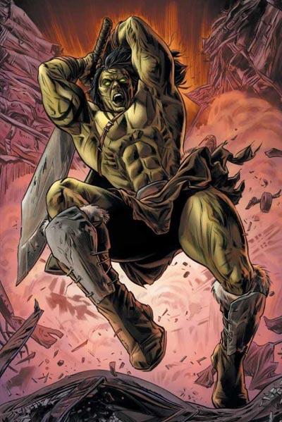 Karanter Marvel terkuat