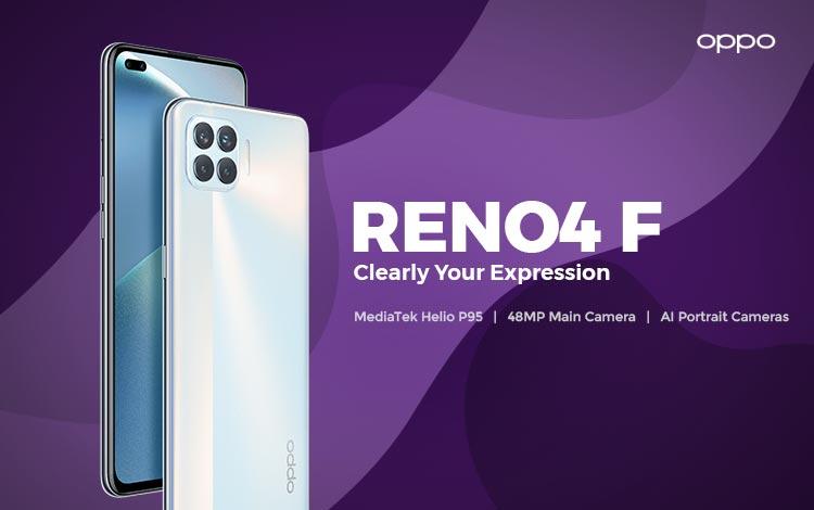 Spesifikasi, Kelebihan dan Kekurangan Oppo Reno4 F