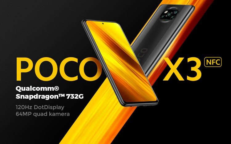 Spesifikasi, Kelebihan dan Kekurangan POCO X3 NFC