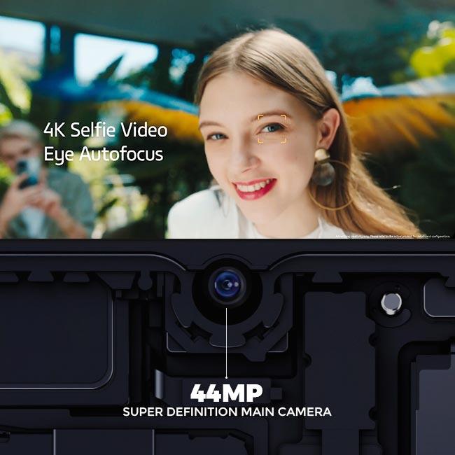 Spesifikasi kamera selfie vivo V20