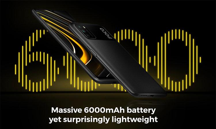 Baterai Xiaomi Poco M3