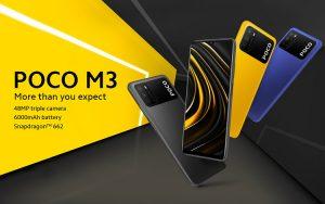 Spesifikasi, Kelebihan dan Kekurangan Xiaomi Poco M3