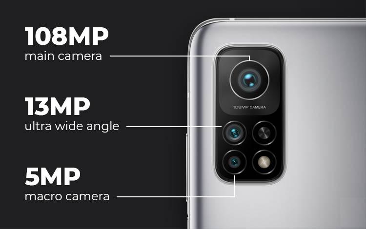 Spesifikasi kamera Mi 10T Pro
