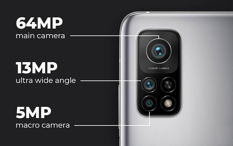 Spesifikasi kamera Xiaomi Mi 10T