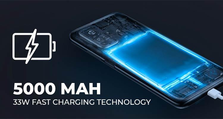 Spesifikasi baterai Xiaomi Mi 10T & 10T Pro