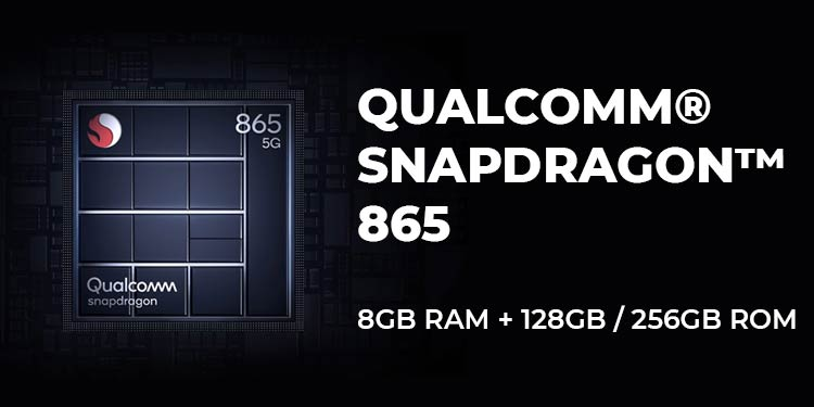 Spesifikasi processor, RAM dan ROM Xiaomi Mi 10T Pro