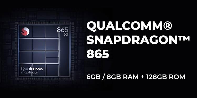 Spesifikasi processor, RAM dan ROM Xiaomi Mi 10T