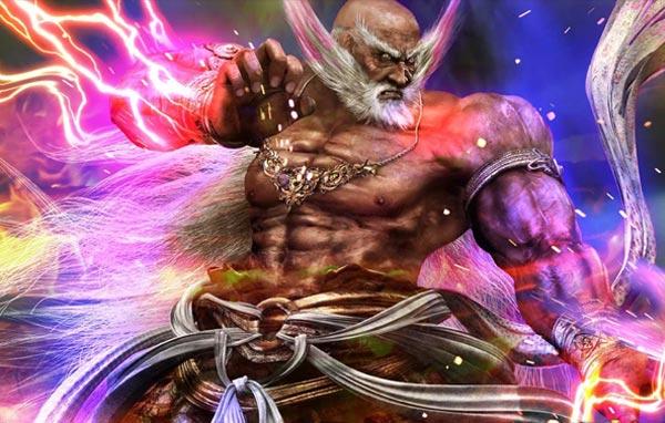 Boss Tekken 5 terkuat