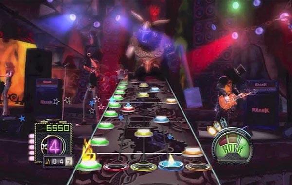 Lagu tersulit di Guitar Hero III