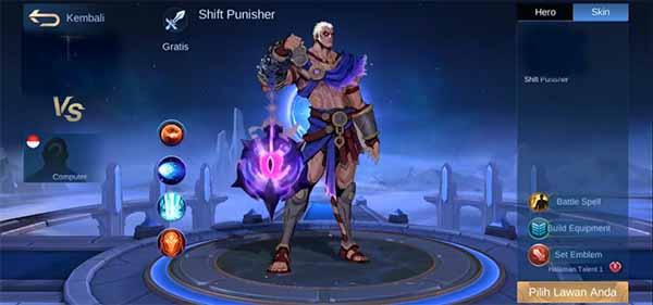 shift punisher