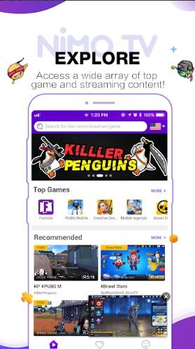 Aplikasi Live Streaming Game Terbaik