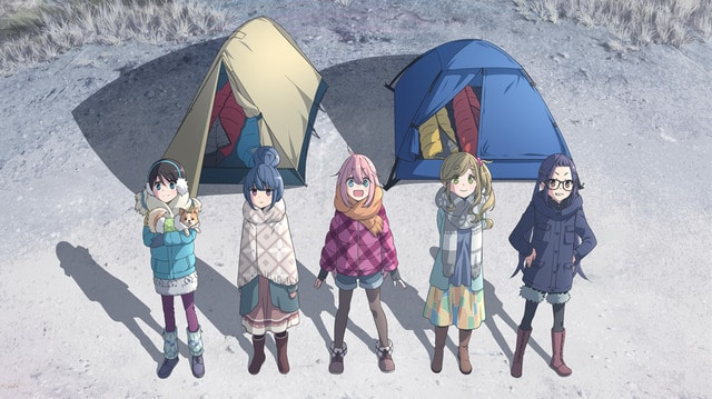Yuru Camp△ Movie