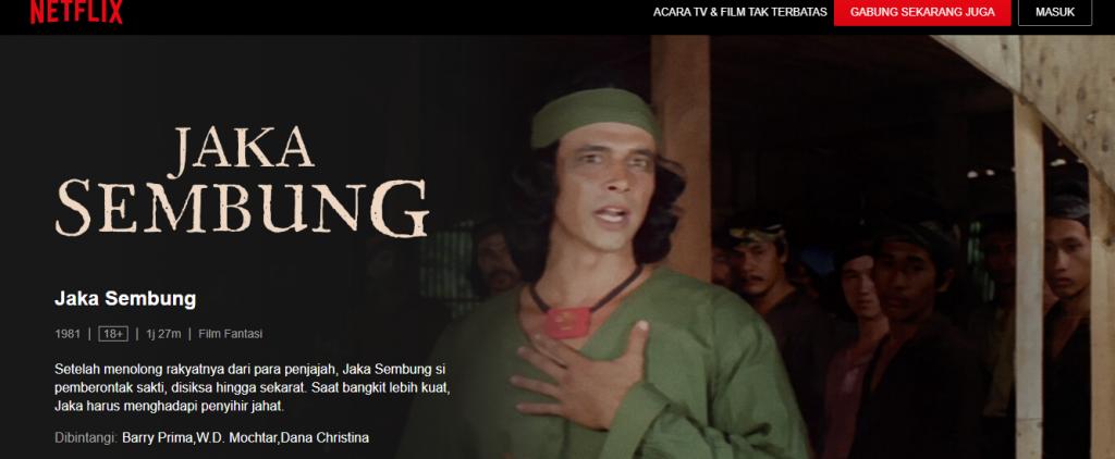 Film Netflix Indonesia Terbaik dan Rekomended untuk Kamu Tonton