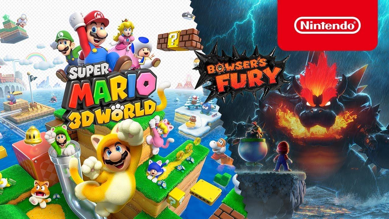 Game Nintendo Switch Terbaik 2021