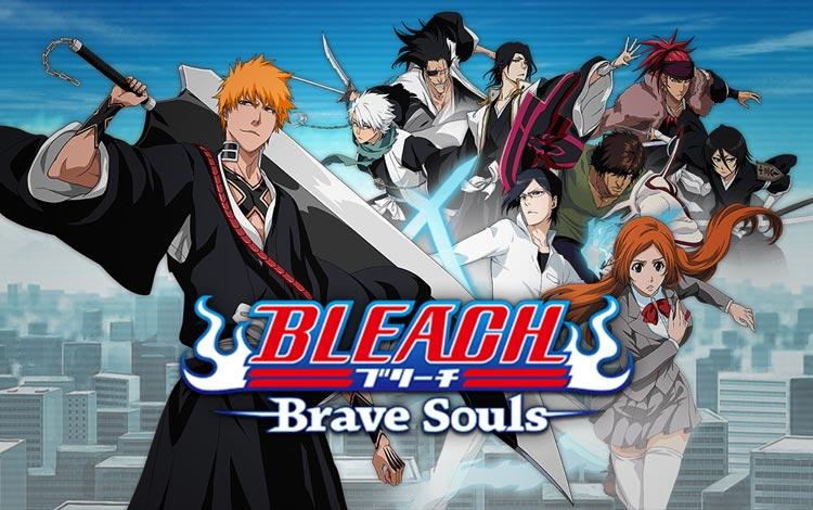 Game Bleach: Brave Souls Akan Hadir di PS4 Tahun 2021