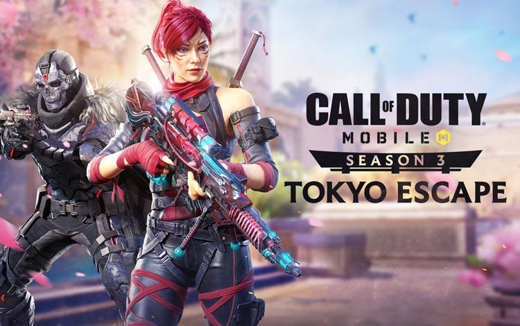 Map Terbaru Call of Duty : Mobile Season 3