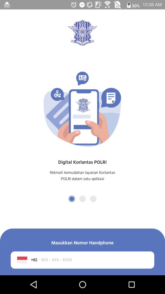 Cara Buat dan Perpanjang SIM Online Lewat HP