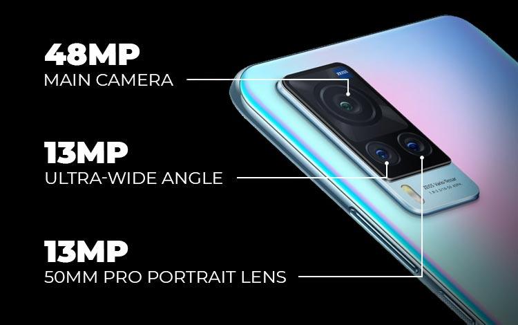 Spesifikasi Kamera Vivo X60 Pro