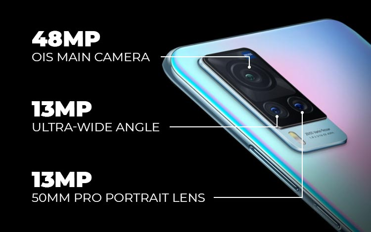 Spesifikasi Kamera Vivo X60