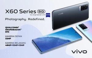 Spesifikasi, Kelebihan dan Kekurangan Vivo X60 / Vivo X60 Pro