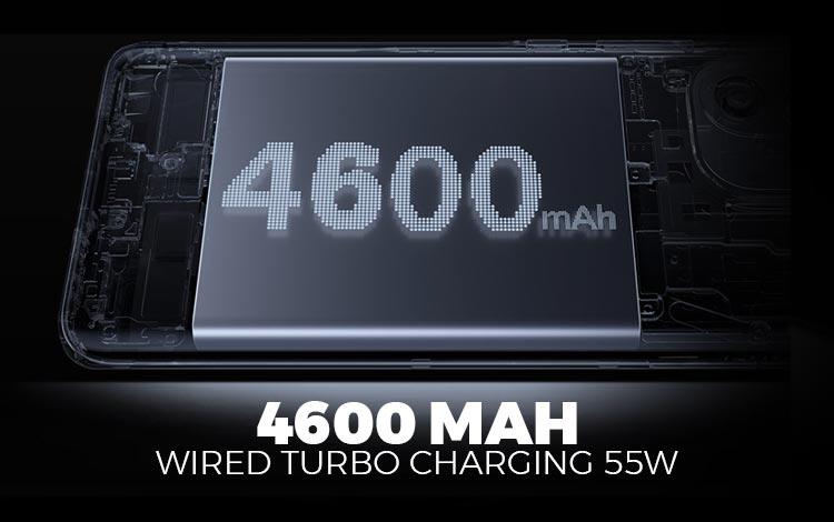 Spesifikasi baterai Xiaomi Mi 11 5G