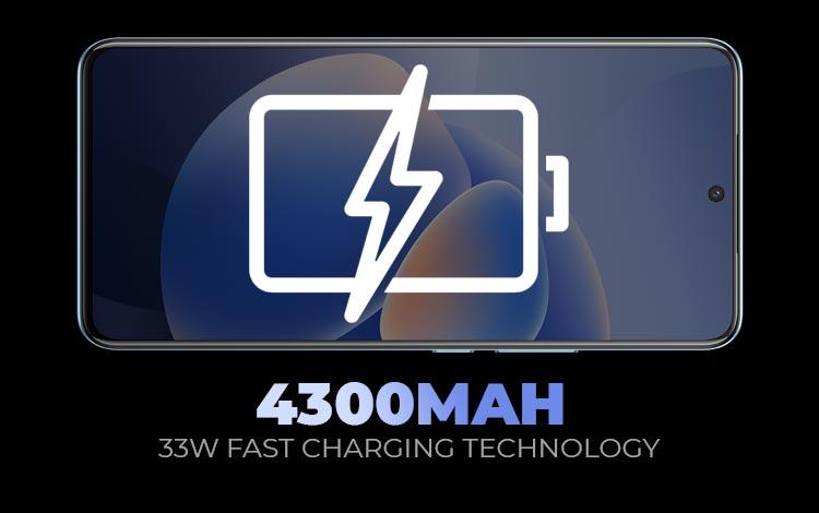 Spesifikasi baterai vivo X60