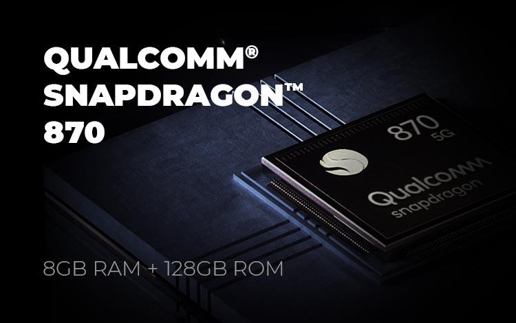 Spesifikasi processor, RAM dan ROM Vivo X60