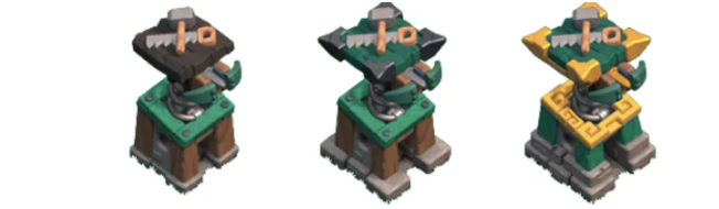 update Clash of Clans Spring 2021
