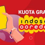 Cara mendapatkan kuota gratis Indosat 2021