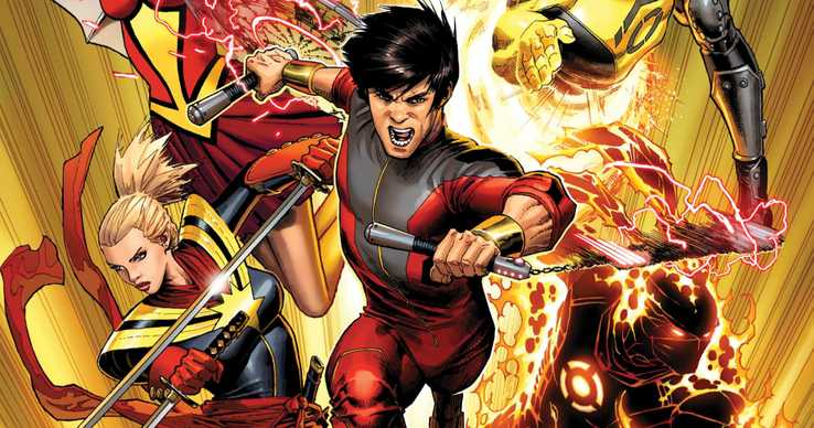 Fakta Shang-Chi And The Legends Of The Ten Ring
