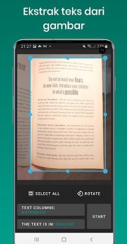 Detail : Ukuran : bervariasi berdasarkan perangkat Rating : 4.3 Android Minimum : 5.0
