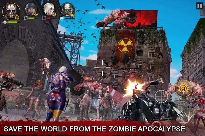 Dead WARFARE Zombies